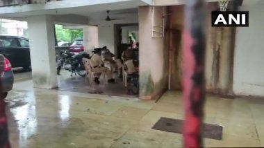 Antilia-Hirren Murder Case: NIA raids former police officer Pradeep Sharma's residence