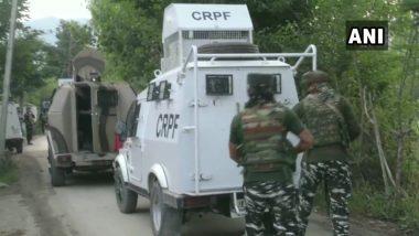 J-K: कश्मीर में सुरक्षाबलों और आतंकियों के बीच रातभर चली मुठभेड़, पाकिस्तानी आतंकी समेत 3 ढेर, लश्कर को पहुंचा बड़ा आघात