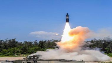 Agni-Prime Missile Test: नई मिसाइल अग्नि प्राइम का सफल परीक्षण, 2000 KM की सीमा तक है मारक क्षमता