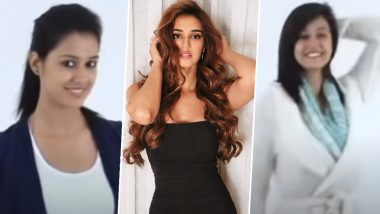 Disha Patani Birthday: Her old audition video is going viral on Disha Patani's birthday, watch here