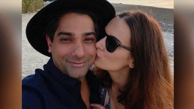Evelyn Sharma ऑस्ट्रेलिया में मना रही हैं हनीमून, पति Tushaan Bhindi को Kiss करते हुए शेयर की रोमांटिक Photos