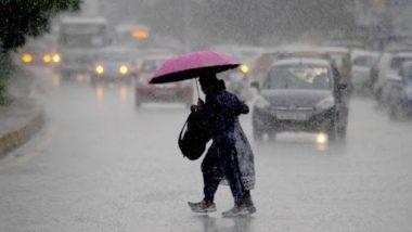 मध्य प्रदेश के चार जिलों में भारी बारिश का पूर्वानुमान, आईएमडी ने जारी किया ऑरेंज अलर्ट