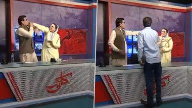 Video: Prime Minister Imran Khan slams opposition MP on live TV show, video goes viral