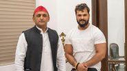 Akhilesh-Khesari Lal Yadav Meet: क्या साईकल पर सवार होंगे खेसारी लाल, अखिलेश यादव से मिलने के बाद कयासों का दौर शुरू
