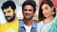 Sushant Singh Rajput की पहली पुण्यतिथि पर भोजपुरी सिनेमा के इन मशहूर कलाकारों ने दी श्रद्धांजलि, सोशल मीडिया पर हुए भावुक