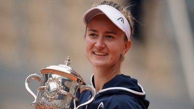 Barbora Krejcikova win French Open 2021: बारबरा क्रेजिकोवा ने रचा इतिहास, सिंगल्स के बाद डबल्स का भी खिताब जीता