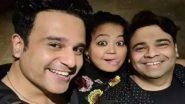 टीवी पर एक बार होगा The Kapil Sharma Show का धमाका? भारती सिंह, कृष्णा अभिषेक और किकू शारदा की फोटो आई सामने