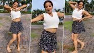 Monalisa Hot Video: भोजपुरी एक्ट्रेस मोनालिसा ने शॉर्ट ड्रेस पहनकर किया जमकर डांस, इंटरनेट पर छाया वीडियो
