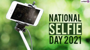 National Selfie Day 2021: कैसे लें परफेक्ट सेल्फी? जानें कुछ महत्वपूर्ण टिप्स!