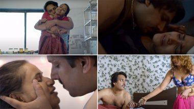 ULLU XXX Web Series Video: नौकरानी पर फिसली पति की नजर, पत्नी के बाहर जाते ही कर डाली ऐसी हरकत