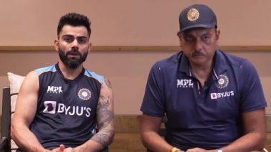 ICC WTC Final 2021: विराट कोहली बोले- वर्ल्ड टेस्ट चैंपियनशिप का फाइनल खेलने का मौका पाकर खुशी हुई