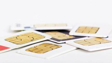धोखाधड़ी के लिए चीन में इस्तेमाल हो रहे थे भारतीय सिम कार्ड, एजेंसियां जांच में जुटीं