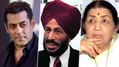 RIP Milkha Singh: मशहूर एथलिट मिल्खा सिंह के निधन पर शोक में डूबे Salman Khan और Lata Mangeshkar, ट्वीट कर कह दी ये बात
