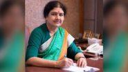 तमिलनाडु: अन्नाद्रमुक ने शशिकला से बात करने पर 17 नेताओं को पार्टी से किया निष्कासित