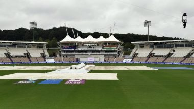 ICC WTC Final Day 4: साउथेम्प्टन में लगातार हो रही है बारिश, चौथे दिन का खेल शुरू होने में देरी