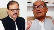 Article 370: दिग्विजय सिंह के बयान पर मचे बवाल पर कांग्रेस नेता तारिक अनवर ने किया बचाव, कहा- बहाली नहीं, पुनर्विचार की बात कही