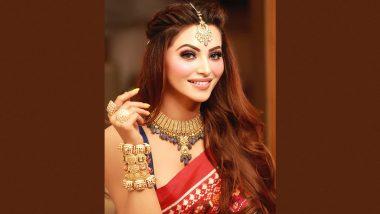 Urvashi Rautela ने पहनी 58 लाख रूपए की गुजराती पटोला साड़ी, खूबसूरती देख रह जाएंगे दंग