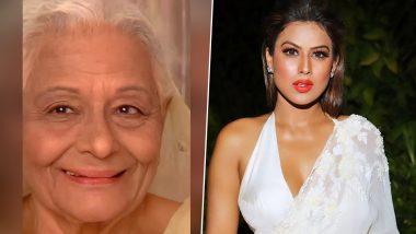एक्ट्रेस Tarla Joshi का हार्ट अटैक के चलते हुआ निधन, Nia Sharma, Krystle D'Souza समेत इन सेलेब्स ने दी श्रद्धांजलि