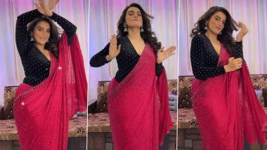 Akshara Singh Hot Video: भोजपुरी एक्ट्रेस अक्षरा सिंह ने लाल साड़ी पहनकर बादशाह के गाने पर लगाए ठुमके, वीडियो हुआ वायरल