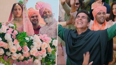Akshay Kumar और Nupur Sanon के नए म्यूजिक वीडियो Filhall 2 का टीजर हुआ रिलीज, दिल छू लेने वाली लव स्टोरी दिखी