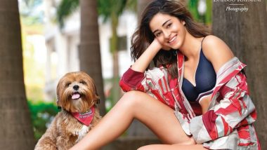 Ananya Panday got hot photoshoot done for Dabboo Ratnani's calendar, shared picture
