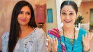 टीवी शो 'तारक मेहता...' में दयाबेन का किरदार निभा सकती हैं Divyanka Tripathi? सामने आई बड़ी जानकारी