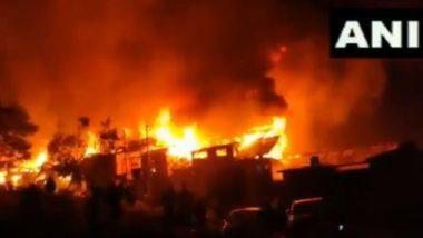 Himachal Pradesh: हिमाचल प्रदेश में एक मकान में आग लगने से परिवार के चार सदस्यों की जलकर मौत