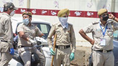 Haryana: कुरुक्षेत्र  में ट्रैफिक पुलिस के जवान ने गाड़ी रोकने को कहा तो ड्राइवर ने आधा किलोमीटर तक घसीटा, चालक समेत 3 गिरफ्तार