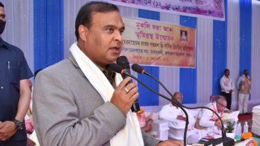 Assam: मुख्यमंत्री हिमंत बिस्व सरमा ने कोविड-19 के कारण अनाथ हुए बच्चों को एफडी प्रमाण पत्र, लैपटॉप दिए