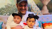 Kapil Sharma ने फादर्स डे के मौके पर पहली बार दिखाई बेटे की झलक, शेयर की बेहद क्यूट फोटो