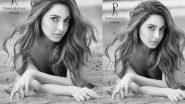 Kiara Advani ने करवाया टॉपलेस फोटोशूट, हॉट अंदाज में Photo की शेयर