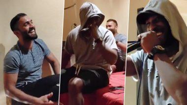 कैरेबियाई स्टार ऑलराउंडर Andre Russell ने Mika Singh के इस गाने से बांधा समां, वीडियो देखकर आप भी हो जाएंगे खुश