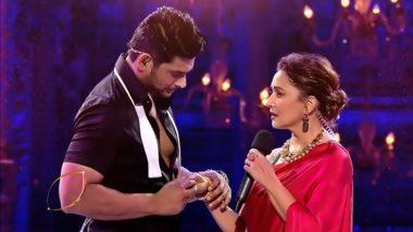 Dance Deewane 3: Sidharth Shukla ने ली Shah Rukh Khan की जगह, Madhuri Dixit संग रिक्रिएट किया ये रोमांटिक सीन, देखें Video