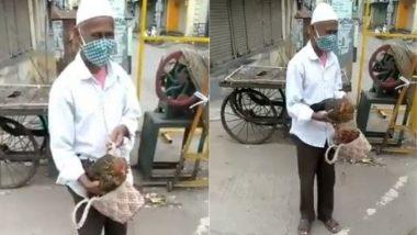 कर्नाटक: Lockdown का उल्लंघन करने पर बोला शख्स- मेरी मुर्गी को कब्ज की शिकायत, पशु चिकित्सक के पास ले जाना जरूरी