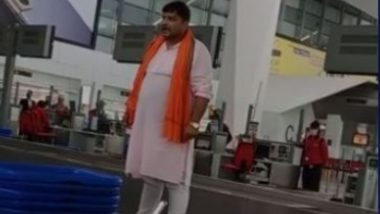 RT-PCR रिपोर्ट न दिखाने पर बोर्डिंग से मना करने के बाद शख्स का दिल्ली एयरपोर्ट पर हंगामा, पुलिस ने किया गिरफ्तार