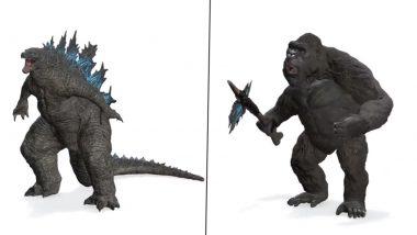 Godzilla vs Kong: गॉडजिला और कॉन्ग के चाहनेवालों को गूगल की नई सौगात, फोन पर एनिमेटेड कैरेक्टर का 3D में ले सकते हैं मजा