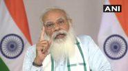 प्रधानमंत्री Narendra Modi ने कहा, कोरोना संकट के बीच योग आशा की किरण बना हुआ है