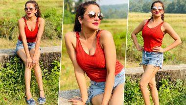 Monalisa Hot Dance: भोजपुरी एक्ट्रेस मोनालिसा ने बीच सड़क पर लगाए ठुमके, हॉट डांस बढ़ा देगा गर्मी