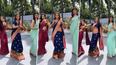 भोजपुरी क्वीन Monalisa ने टीवी की इन हॉट एक्ट्रेसेस के साथ किया डांस, धमाकेदार Video हुआ Viral