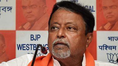 West Bengal: मुकुल रॉय की TMC में वापसी पर क्या बोले बंगाल बीजेपी के नेता