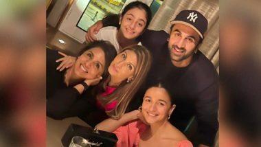 Ranbir Kapoor के परिवार की अहम सदस्य बन चुकी हैं Alia Bhatt, Neetu Kapoor द्वारा शेयर की गई ये Photo है सबूत