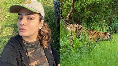 Raveena Tandon ने सड़क पार करते समय जानवरों के मरने पर चिंता जाहिर की