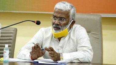 Uttar Pradesh: बीजेपी प्रदेश अध्यक्ष Swatantra Dev Singh ने कहा- प्रियंका की कोई जद्दोजहद कांग्रेस को 'आइसोलेशन' से बाहर नहीं निकाल सकती
