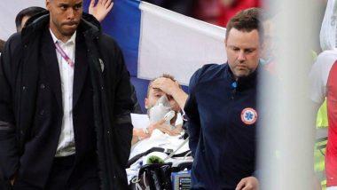 Christian Ericsson यूरो मैच के दौरान मैदान में हुए बेहोश, अस्पताल में कराया गया भर्ती
