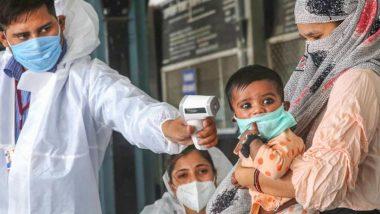 Maharashtra: ठाणे में कोविड-19 के 295 नये मामले, चार मरीजों की मौत