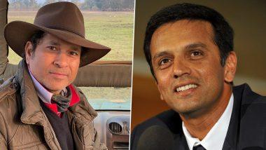 IND vs SL: यहां पढ़ें श्रीलंका दौरे के लिए Rahul Dravid को भारतीय कोच बनाए जाने के बाद Sachin Tendulkar ने कहा
