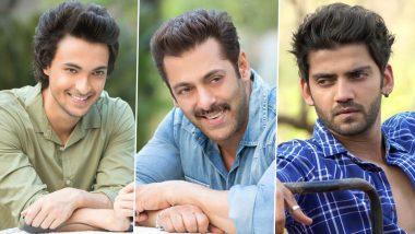 Kabhi Eid Kabhi Diwali: Brother-in-law Aayush Sharma and Zaheer Iqbal to play his brother in Salman Khan's film