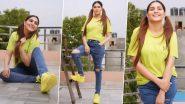देसी अवतार को छोड़ Sapna Choudhary ने जींस टॉप में करवाया Hot फोटोशूट, लुक देख फैंस के उड़े होश