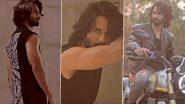 Shahid Kapoor ने फिर दिखाया अपना 'कबीर सिंह' स्टाइल, बड़े बालों में शेयर किया ये Video