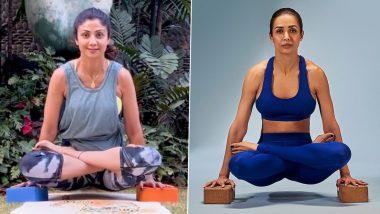 International Yoga Day 2021: बॉलीवुड की ये एक्ट्रेसेस बन सकती हैं परफेक्ट योगा टीचर, Videos देखकर हो जाएंगे मोटीवेट